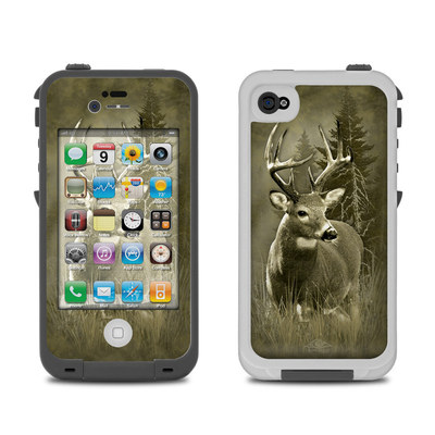 Lifeproof iPhone 4 Case Skin - Lone Buck