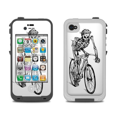 Lifeproof iPhone 4 Case Skin - Lone Rider