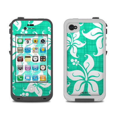 Lifeproof iPhone 4 Case Skin - Mea Aloha