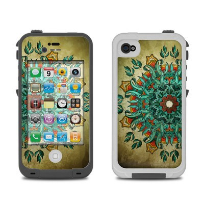 Lifeproof iPhone 4 Case Skin - Mandela