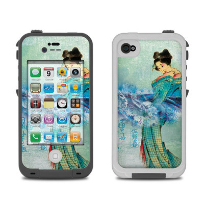 Lifeproof iPhone 4 Case Skin - Magic Wave