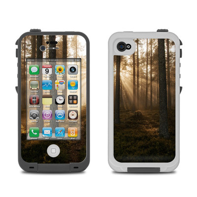 Lifeproof iPhone 4 Case Skin - Misty Trail