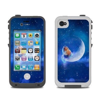 Lifeproof iPhone 4 Case Skin - Moon Fox