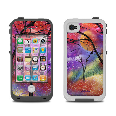 Lifeproof iPhone 4 Case Skin - Moon Meadow