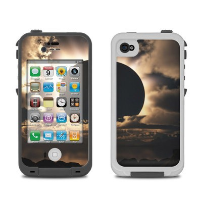 Lifeproof iPhone 4 Case Skin - Moon Shadow