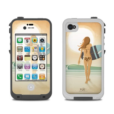 Lifeproof iPhone 4 Case Skin - Morning Ease