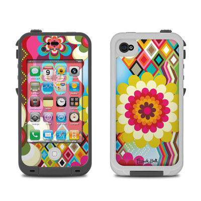 Lifeproof iPhone 4 Case Skin - Mosaic