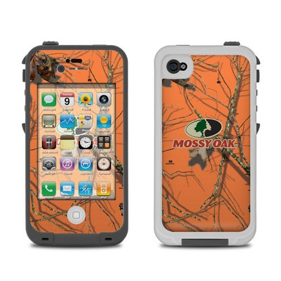 Lifeproof iPhone 4 Case Skin - Break-Up Lifestyles Autumn