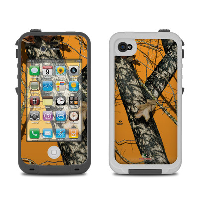 Lifeproof iPhone 4 Case Skin - Blaze