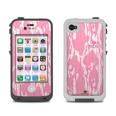 Lifeproof iPhone 4 Case Skin - New Bottomland Pink
