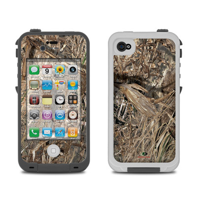 Lifeproof iPhone 4 Case Skin - Duck Blind