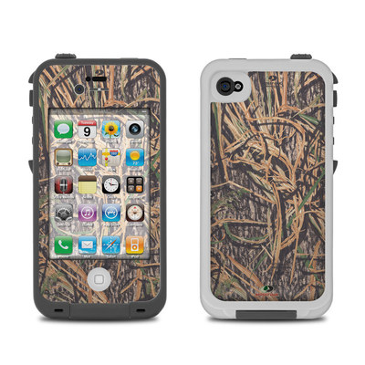 Lifeproof iPhone 4 Case Skin - New Shadow Grass