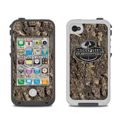 Lifeproof iPhone 4 Case Skin - Mossy Oak Overwatch