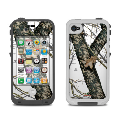 Lifeproof iPhone 4 Case Skin - Winter