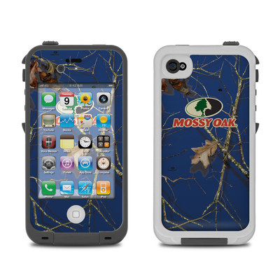 Lifeproof iPhone 4 Case Skin - Break-Up Lifestyles Open Water