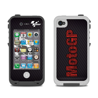 Lifeproof iPhone 4 Case Skin - MotoGP