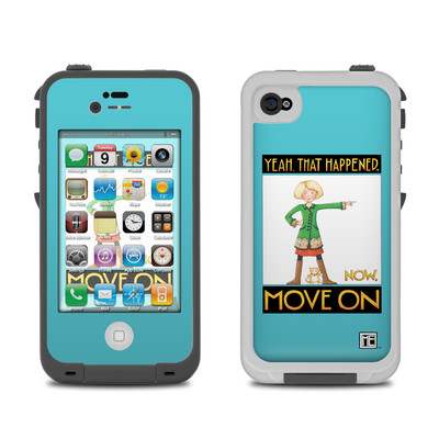 Lifeproof iPhone 4 Case Skin - Move On