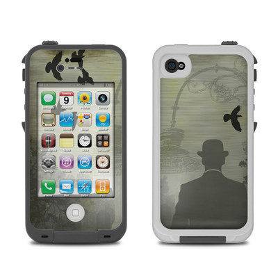 Lifeproof iPhone 4 Case Skin - Mystery