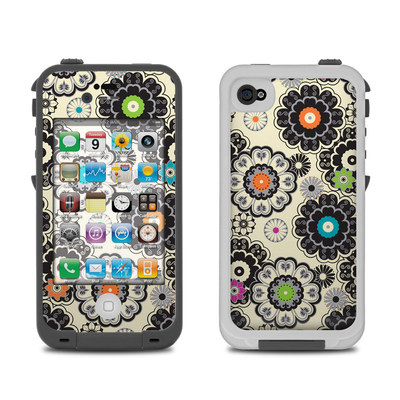 Lifeproof iPhone 4 Case Skin - Nadira