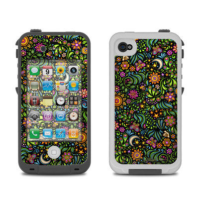 Lifeproof iPhone 4 Case Skin - Nature Ditzy