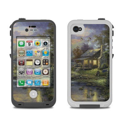 Lifeproof iPhone 4 Case Skin - Natures Paradise
