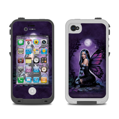 Lifeproof iPhone 4 Case Skin - Night Fairy