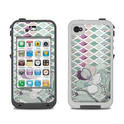 Lifeproof iPhone 4 Case Skin - Nouveau Chic