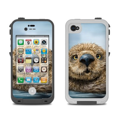 Lifeproof iPhone 4 Case Skin - Otter Totem