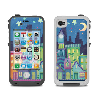 Lifeproof iPhone 4 Case Skin - Our Town