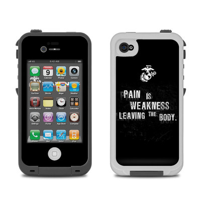 Lifeproof iPhone 4 Case Skin - Pain
