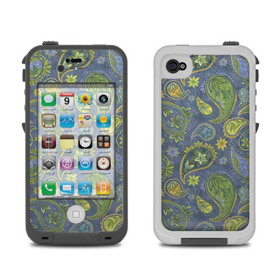 Lifeproof iPhone 4 Case Skin - Pallavi Paisley