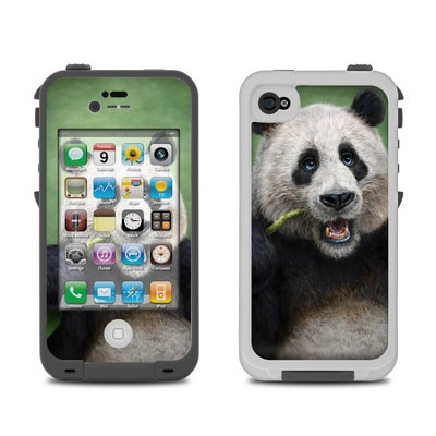 Lifeproof iPhone 4 Case Skin - Panda Totem