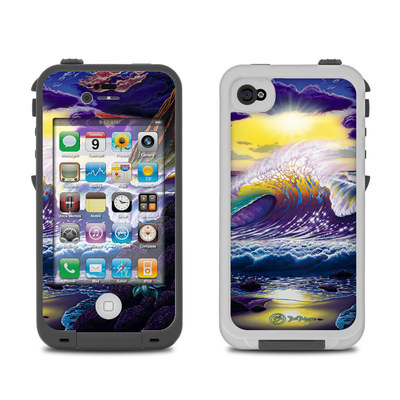 Lifeproof iPhone 4 Case Skin - Passion Fin