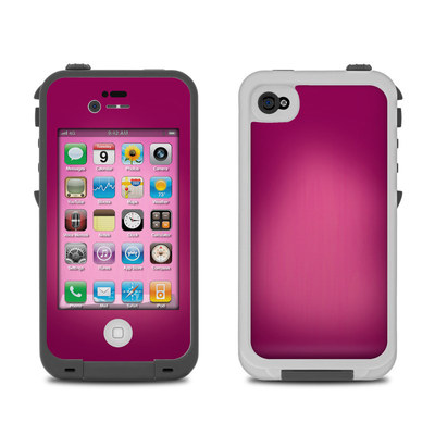 Lifeproof iPhone 4 Case Skin - Pink Burst