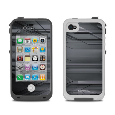 Lifeproof iPhone 4 Case Skin - Plated