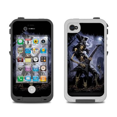 Lifeproof iPhone 4 Case Skin - Play Dead