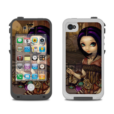 Lifeproof iPhone 4 Case Skin - Poe