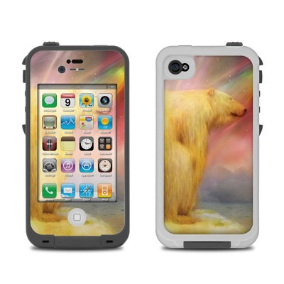 Lifeproof iPhone 4 Case Skin - Polar Bear