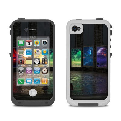 Lifeproof iPhone 4 Case Skin - Portals