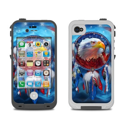 Lifeproof iPhone 4 Case Skin - Pride