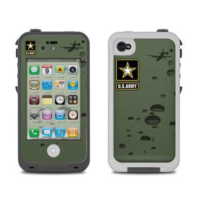 Lifeproof iPhone 4 Case Skin - Pull The Lanyard