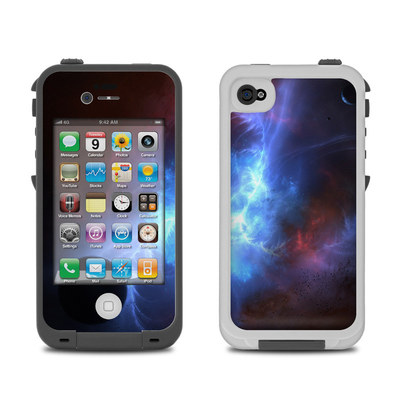 Lifeproof iPhone 4 Case Skin - Pulsar