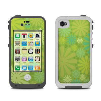 Lifeproof iPhone 4 Case Skin - Lime Punch