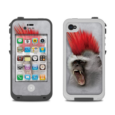 Lifeproof iPhone 4 Case Skin - Punky