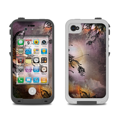 Lifeproof iPhone 4 Case Skin - Purple Rain