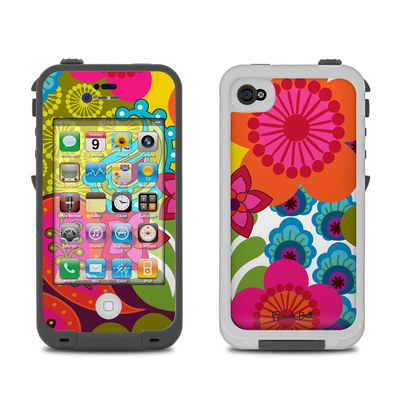 Lifeproof iPhone 4 Case Skin - Raj