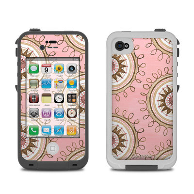 Lifeproof iPhone 4 Case Skin - Retro Glam