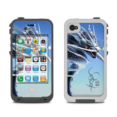 Lifeproof iPhone 4 Case Skin - RYU 2