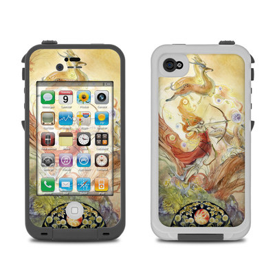 Lifeproof iPhone 4 Case Skin - Sagittarius