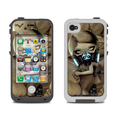 Lifeproof iPhone 4 Case Skin - Scavengers